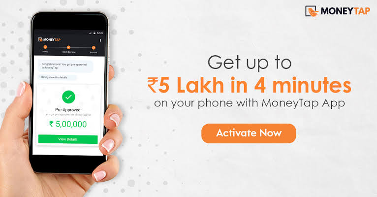 Moneytap Loan App