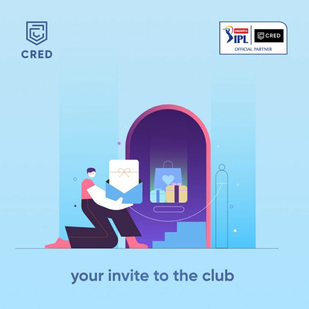 Cred Referral code
