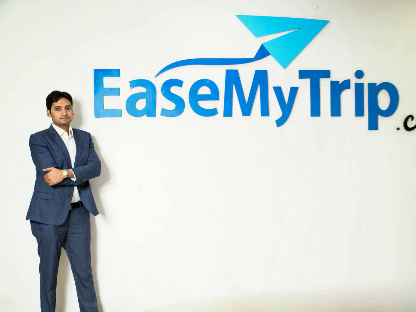 Easy My Trip Limited Founders